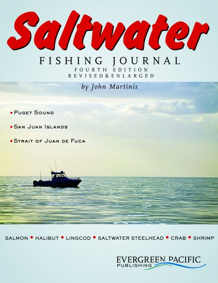 Saltwater Fishing Journal, 4th Edition - Click Image to Close