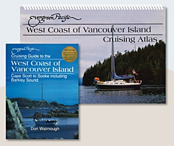 COMBO Atlas and Guide to West Coast of Vancouver Island COMBO